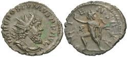 Ancient Coins - Romano-Gallic Empire. Postumus. Æ Antoninianus. Sol.