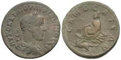 Ancient Coins - Syria, Commagene. Samosata. Philip II. Æ Octassarion.