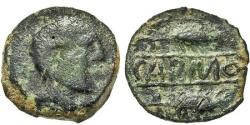 Ancient Coins - Spain, Carmo (Seville). Semis.