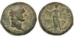 Ancient Coins - JUDAEA, CAESAREA MARITIMA. ROMAN ADMINISTRATION. DOMITIAN. NIKE.