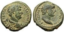 Ancient Coins - Judaea, Aelia Capitolina (Jerusalem). Hadrian & Antoninus Pius. CHOICE.