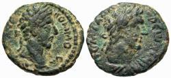 Ancient Coins - Syria, Decapolis. Gadara. Commodus. Æ 26 mm. Hercules. Choice For Issue!