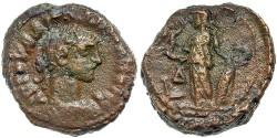 Ancient Coins - Roman Egypt, Alexandria. Diocletian. Tetradrachm. Athena.