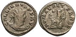 Ancient Coins - Gallienus. Antoninianus. Antioch Mint. Roma.