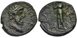 Ancient Coins - Macedon, Cassandreia. Commodus. Nymph Nysa.