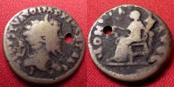 Ancient Coins - SEPTIMIUS SEVERUS AR silver denarius. Moneta. Laodicea.