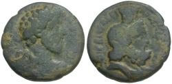 Ancient Coins - Marcus Aurelius (AD 161-180). Caesarea. Samaria Æ24