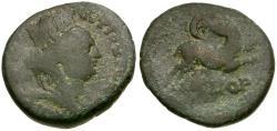 Ancient Coins - Seleucis and Pieria. Antioch. Autonomous Æ17 / Ram