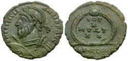 Ancient Coins - Julian II (AD 360-363) Æ3 / Votive