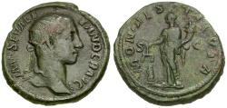Ancient Coins - Severus Alexander (AD 222-235) Æ Dupondius / Pile of Coins!