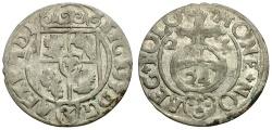 World Coins - Poland. Sigismund III Vasa AR Driepolker