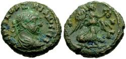 Ancient Coins - Maximianus, Egypt Alexandria Billon Tetradrachm / Nike