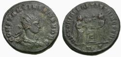 Ancient Coins - Constantine II as Caesar Æ3 / Victories