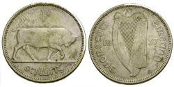 World Coins - Ireland AR Shilling