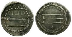 World Coins - Abbasid. Al-Rashid. Madinat al-Salam mint AR Dirham