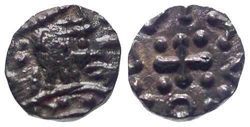 Ancient Coins - EF/EF Anglo Saxon AR Sceat / Series D