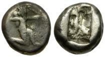 Lydia. First Persian Empire. Achaemenid Dynasty. Darius I AR Siglos / Great King