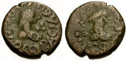 Ancient Coins - aVF/aVF Bosporian Kings, Thothorses Æ19 / Diocletian