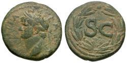 Ancient Coins - Domitian, as Caesar (AD 69-81). Seleucis and Pieria. Antioch Æ21