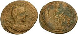 Ancient Coins - Philip I. Cilicia. Tarsos Æ37 / Tyche
