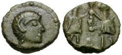 Ancient Coins - Late Roman Imitative Æ
