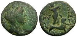 Ancient Coins - Cilicia. Tarsos Æ20 / Sandan