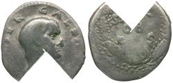 Ancient Coins - Galba (AD 68-69) AR Denarius / From a Published Study