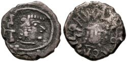 Ancient Coins - Arabia. Southern. Himyar. 'Amdān Bayān Yahaqbiḍ AR Fraction