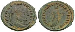 Ancient Coins - Maximian, first reign (AD 286-305) Æ Follis / Carthage