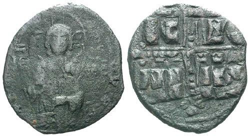 Ancient Coins - F/F Anonymous Class C Follis