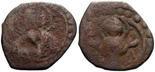 Ancient Coins - G/aF Class K Follis of Alexius
