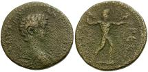 Ancient Coins - Caracalla. Megaris. Megara Æ 2 Assaria / Zeus