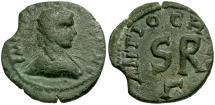 Ancient Coins - Gallienus. Pisidia. Antioch Æ22 / S R