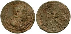 Ancient Coins - Salonina. Cilicia. Tarsos Æ28 / Nike