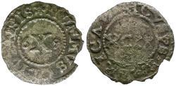 World Coins - German States. Kleve. Johann Wilhelm I (1592-1609) 1/2 Stuber or 10 Heller