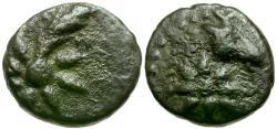 Ancient Coins - Kings of Pontos. Mithradates VI Æ11 / Halley's Comet