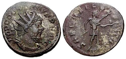 Ancient Coins - VF+/F Postumus Antoninianus