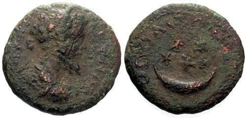 Ancient Coins - Provincial Bronze #83