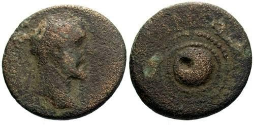 Ancient Coins - Provincial Bronze #68