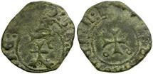 Ancient Coins - Spain-Navarra. Fernando I Billon Dinero