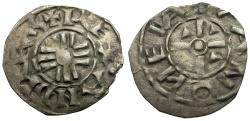 World Coins - Hungary. Andras I AR Denar