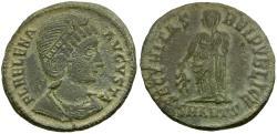 Ancient Coins - Helena Augusta Æ3 / Securitas