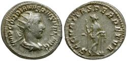 Ancient Coins - Gordian III AR Antoninianus / Securitas