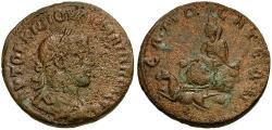 Ancient Coins - Philip I. Seleucis and Pieria. Commagene. Samosata Æ29 / Tyche