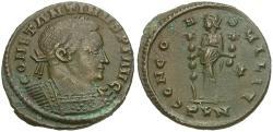 Ancient Coins - Constantine I the Great (AD 306-337) Æ Follis / Concordia