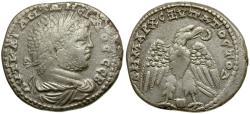 Ancient Coins - Caracalla. Phoenicia. Rhesaena AR Tetradrachm