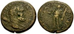 Ancient Coins - gF+/gF+ Cilicia, Tarsos Pseudo-autonomous Æ26 / Herakles / Perseus