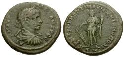Ancient Coins - Severus Alexander.  Moesia Inferior.  Marcianopolis Æ26 / Tyche
