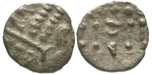 Ancient Coins - aVF/aVF Durotriges AR Billon Stater