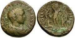 Ancient Coins - Gordian III. Phoenicia. Berytus Æ22 / Dionysos